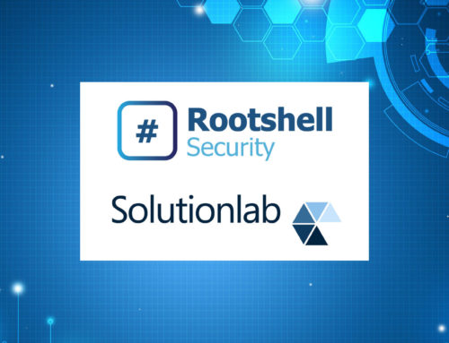 Solutionlab Partners with Rootshell Security to Modernise its Cybersecurity Offering